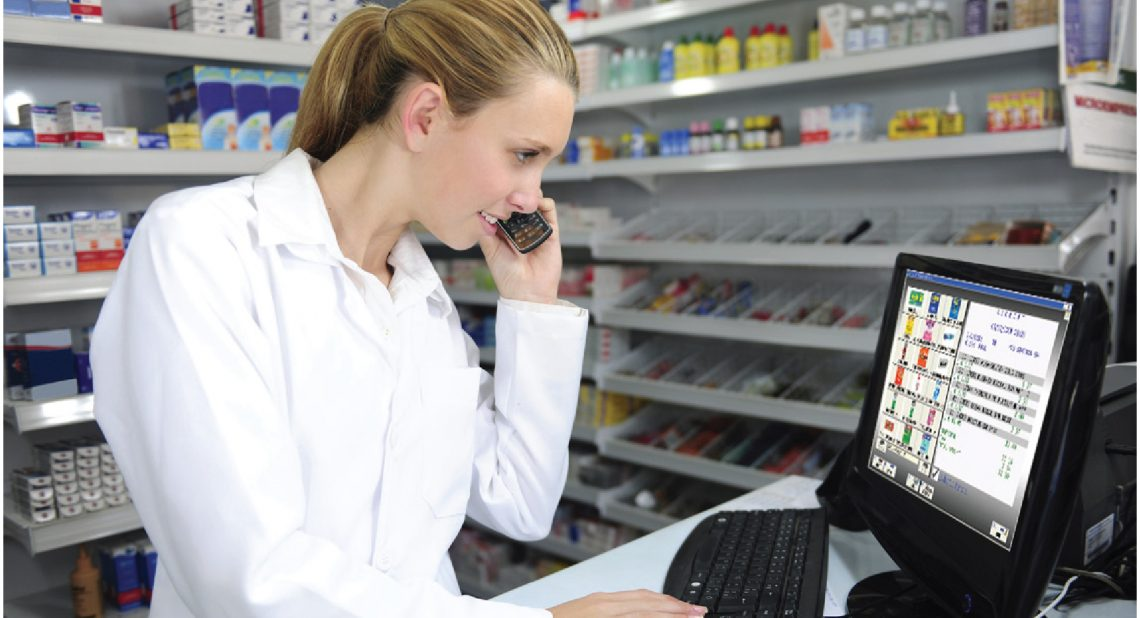 retail pharmacy computer systems