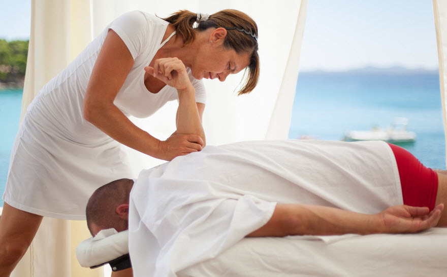 massage therapist in Euless TX